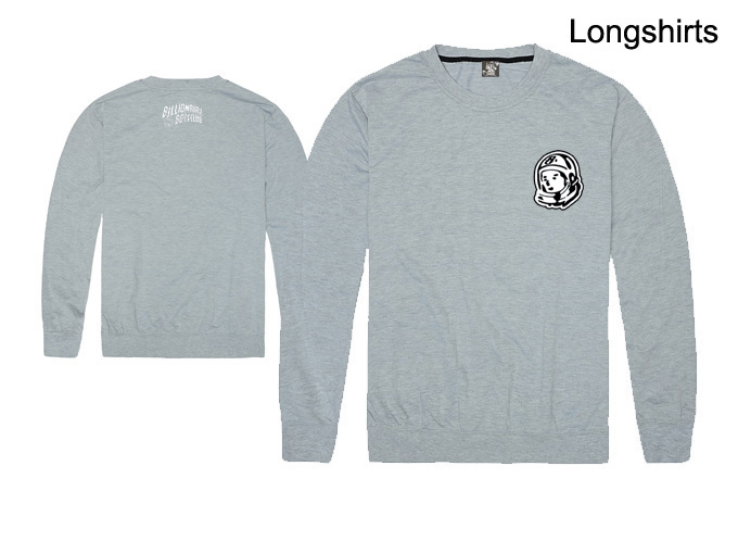 BBC Long Shirt Grey