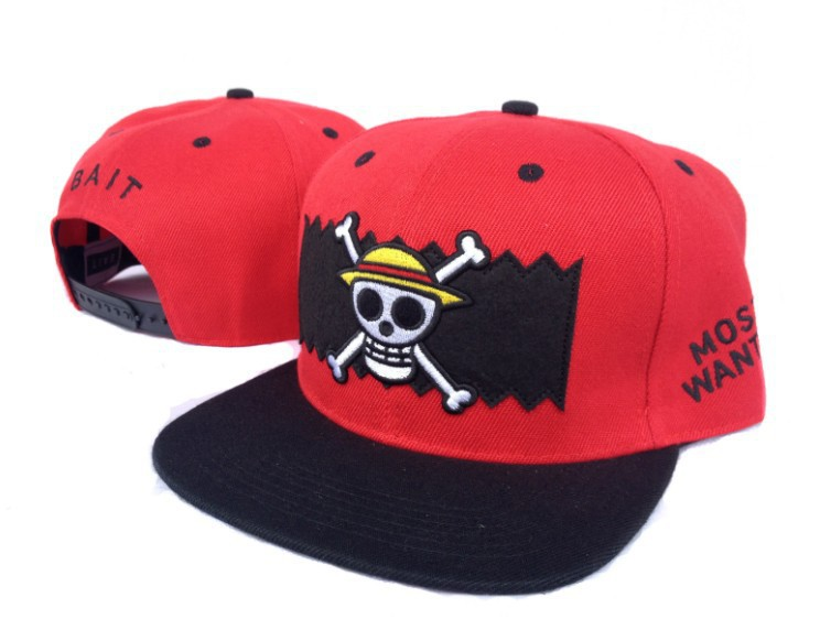 Casquette BAIT Most Wanted [Red]