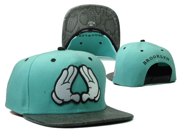 CASQUETTES Cayler & Sons - Light Blue